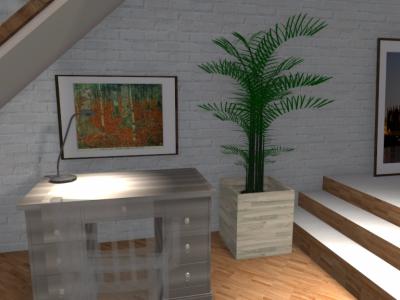 Mieszkanie na poddaszu 6