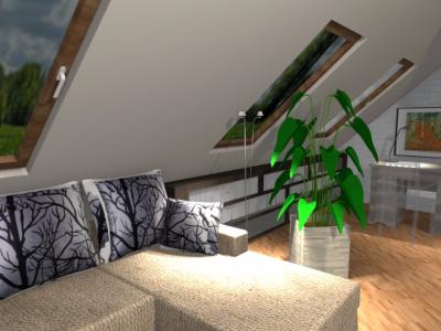 Mieszkanie na poddaszu 7