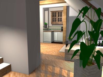 Mieszkanie na poddaszu 8