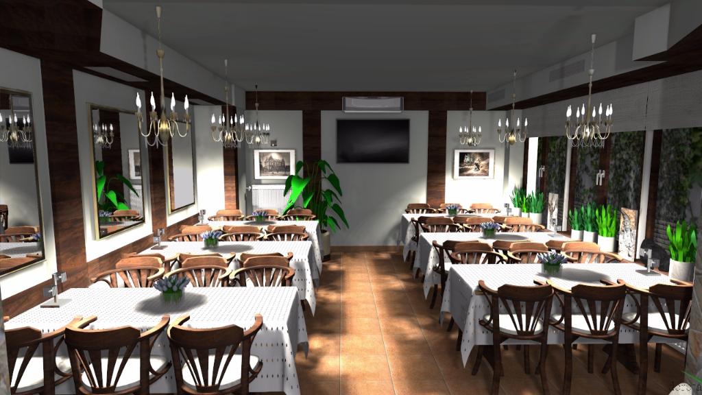 Restauracja w Wieliczce